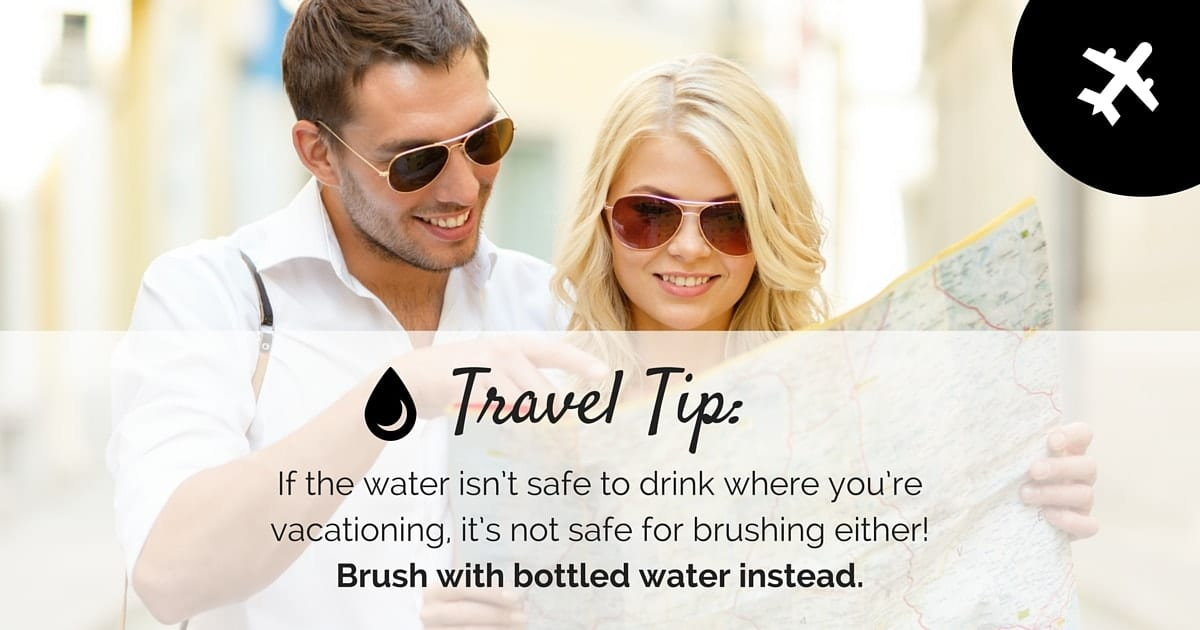 Travel Tip Banner