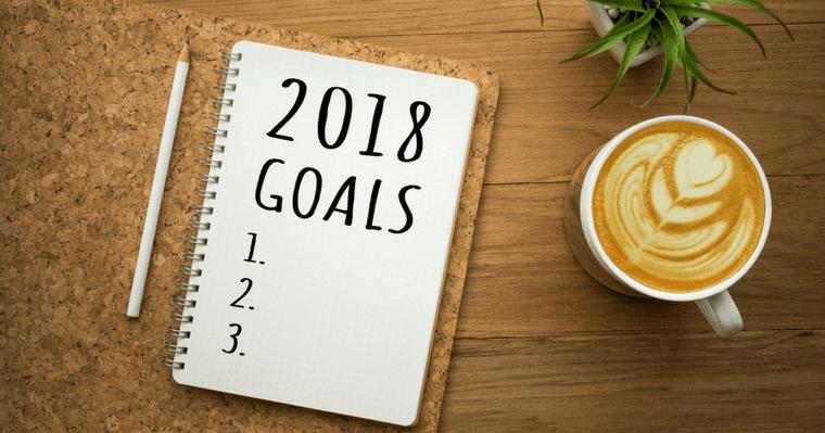 2018 Goals Title Image