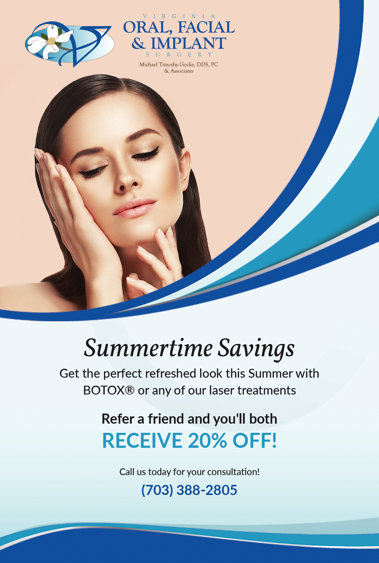 Summertime Savings 2019 Flyer